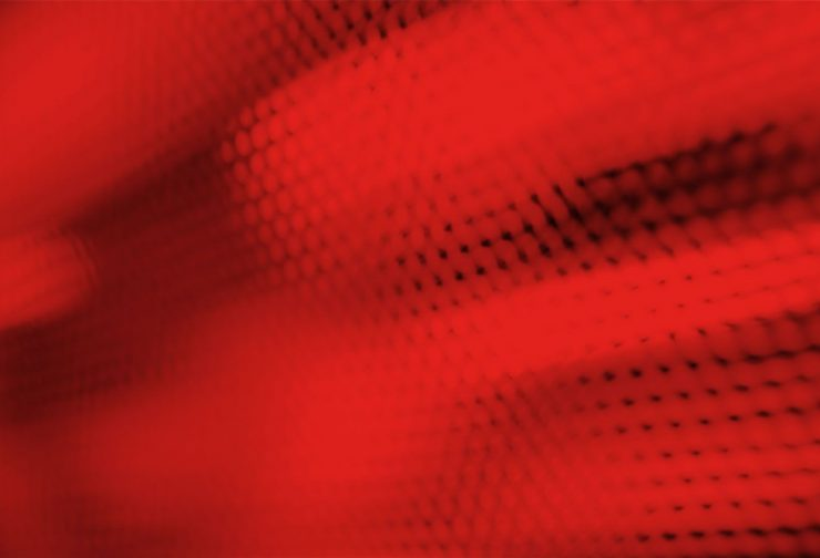 PSI Engineering red textured background