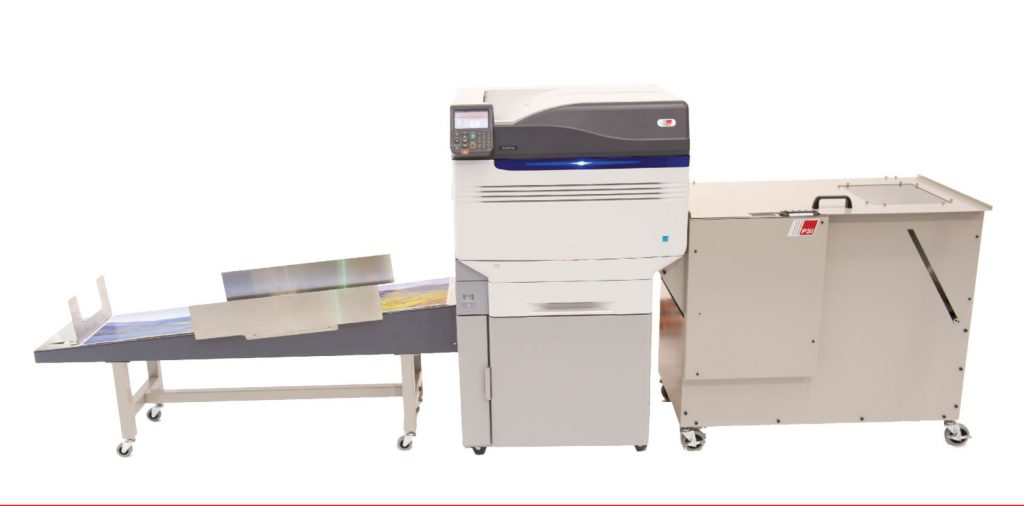 PSI Engineering Large Media Printer System